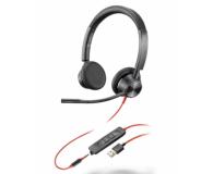 Poly Blackwire 3325 USB-A + jack 3,5mm - 604310 - zdjęcie 2