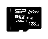 Silicon Power 128GB microSDXC Elite 85MB/s C10 UHS-I U1 - 607702 - zdjęcie 1