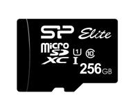 Silicon Power 256GB microSDXC Elite 85MB/s C10 UHS-I U1 - 607703 - zdjęcie 1