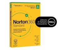 NortonLifeLock 360 Standard 1st. (12m) do desktopa/laptopa Dell - 582923 - zdjęcie 1
