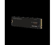 WD 500GB M.2 PCIe Gen4 NVMe Black SN850 - 609128 - zdjęcie 3