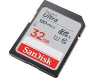 SanDisk 32GB SDHC Ultra 120MB/s C10 UHS-I - 609129 - zdjęcie 2