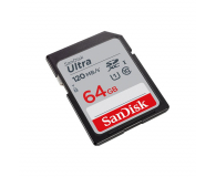SanDisk 64GB SDXC Ultra 120MB/s C10 UHS-I  - 609131 - zdjęcie 2