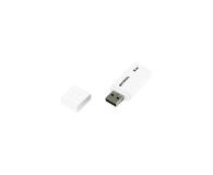 GOODRAM 8GB UME2 odczyt 20MB/s USB 2.0 biały - 606419 - zdjęcie 4