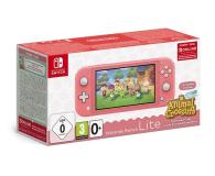 Nintendo Switch Lite - Koralowy + ACNH + NSO 3 miesiące - 609798 - zdjęcie 1