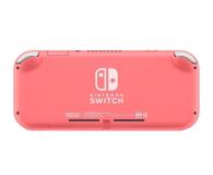 Nintendo Switch Lite - Koralowy + ACNH + NSO 3 miesiące - 609798 - zdjęcie 3