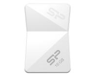 Silicon Power 16GB Touch T08 USB 2.0 biały - 607644 - zdjęcie 1