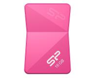 Silicon Power 16GB Touch T08 USB 2.0 różowy - 607645 - zdjęcie 1