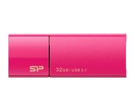 Silicon Power 32GB Blaze B05 USB 3.2 różowy - 607591 - zdjęcie 1