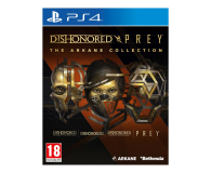 PlayStation Dishonored and Prey: The Arkane Collection - 601467 - zdjęcie 1
