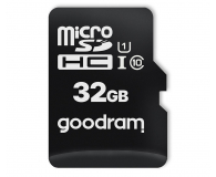 GOODRAM 32GB microSDHC 100MB/s C10 UHS-I U10 - 471594 - zdjęcie 1