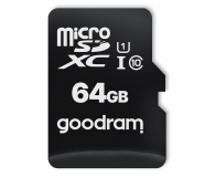 GOODRAM 64GB microSDXC 100MB/s C10 UHS-I U1 - 535249 - zdjęcie 1