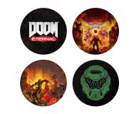 """KochMedia Podkładka Doom Eternal """"Slayers Club"""" - 602104 - zdjęcie 1"""