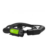 Green Cell Kabel GC EV Type 2 3.6kW 5m - 601278 - zdjęcie 1