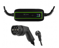 Green Cell Ładowarka GC EV PowerCable 3,6kW Schuko - Type 2 - 601279 - zdjęcie 1