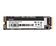 Lexar 500GB M.2 PCIe NVMe NM610 - 590685 - zdjęcie 1