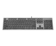 A4Tech KV-300H Slim szaro-czarna USB - 58539 - zdjęcie 2