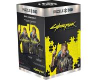 CENEGA Cyberpunk 2077: Keyart Male V puzzles 500 - 601986 - zdjęcie 2