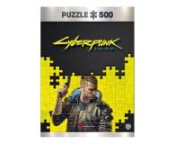CENEGA Cyberpunk 2077: Keyart Male V puzzles 500 - 601986 - zdjęcie 1