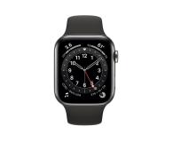 Apple Watch 6 44/Graphite Steel/Black Sport LTE - 601950 - zdjęcie 2