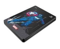 Seagate Game Drive Marvel Avengers Cap 2TB USB 3.0  - 602659 - zdjęcie 4
