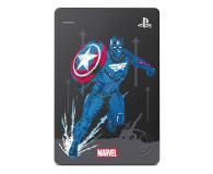 Seagate Game Drive Marvel Avengers Cap 2TB USB 3.0  - 602659 - zdjęcie 1