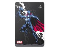 Seagate Game Drive Marvel Avengers Thor 2TB USB 3.0 - 602664 - zdjęcie 1