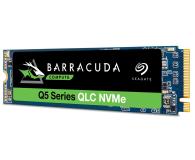 Seagate 2TB M.2 PCIe NVMe BarraCuda Q5 - 604456 - zdjęcie 3