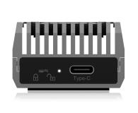 ICY BOX M.2 - USB 3.2. Gen 2 (do 20 Gbps, z chłodzeniem) - 601742 - zdjęcie 3