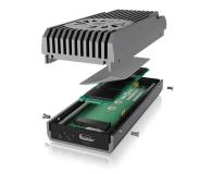 ICY BOX M.2 - USB 3.2. Gen 2 (do 20 Gbps, z chłodzeniem) - 601742 - zdjęcie 4