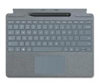 Microsoft Type Cover do Surface Pro X + Rysik Ice Blue - 601503 - zdjęcie 1