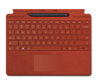 Microsoft Type Cover do Surface Pro X + Rysik Poppy Red - 601502 - zdjęcie 1