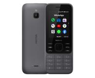 Nokia 6300 4G Dual SIM czarny - 612777 - zdjęcie 1
