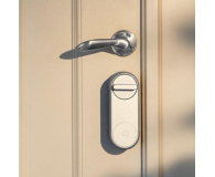 Yale Linus Smart Lock - srebrny - 614307 - zdjęcie 2