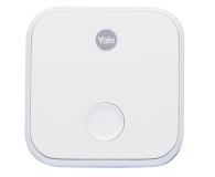 Yale Yale Zestaw Linus Smart Lock srebrny + WiFi Bridge - 630893 - zdjęcie 3