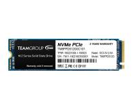 Team Group 512GB M.2 PCIe NVMe MP33 - 613766 - zdjęcie 1