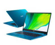 Acer Swift 3 i7-1165G7/16GB/1TB IPS Niebieski - 613337 - zdjęcie 1