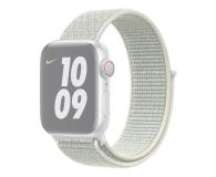 Apple Opaska Sportowa Nike do Apple Watch zieleń - 592566 - zdjęcie 1