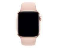 Apple Pasek Sportowy do Apple Watch piaskowy róż - 487889 - zdjęcie 1