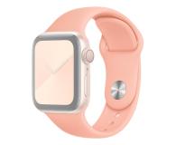 Apple Pasek Sportowy do Apple Watch grejpfrutowy  - 553829 - zdjęcie 1