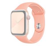 Apple Pasek Sportowy do Apple Watch grejpfrutowy - 553832 - zdjęcie 1