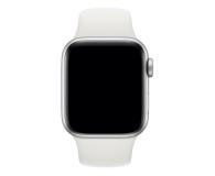 Apple Pasek Sportowy do Apple Watch biały - 487896 - zdjęcie 1