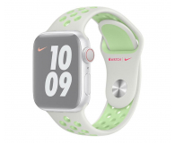 Apple Pasek Sportowy Nike do Apple Watch zieleń/zieleń - 592482 - zdjęcie 1