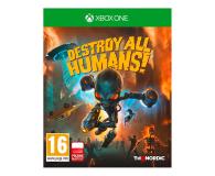 Xbox Destroy All Humans! - 593663 - zdjęcie 1