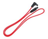 Silver Monkey Kabel SATA III - SATA 0,5m (kątowy) - 609608 - zdjęcie 2