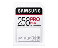 Samsung 256GB SDXC PRO Plus 100MB/s - 617903 - zdjęcie 1