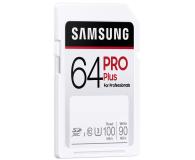 Samsung 64GB SDXC PRO Plus 100MB/s - 617900 - zdjęcie 3