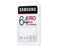 Samsung 64GB SDXC PRO Plus 100MB/s - 617900 - zdjęcie 2