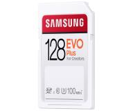 Samsung 128GB SDXC EVO Plus 100MB/s - 617906 - zdjęcie 2