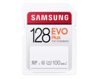 Samsung 128GB SDXC EVO Plus 100MB/s - 617906 - zdjęcie 1